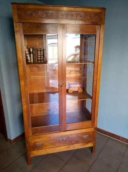 Showcase solid walnut sideboard