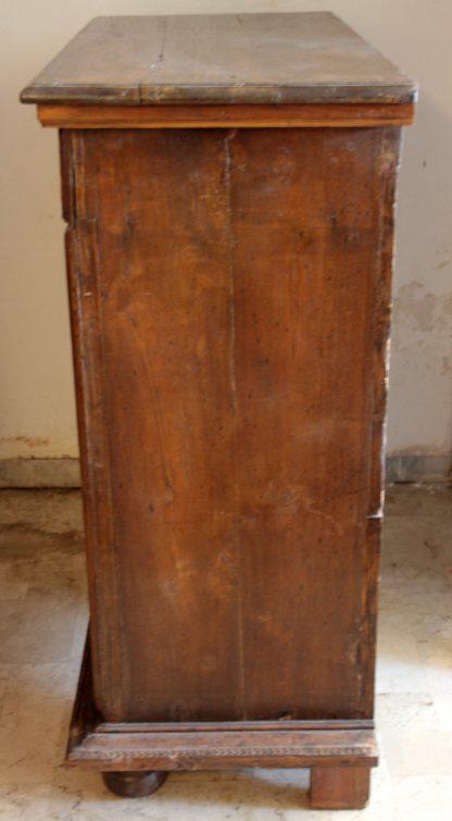 Antique French stipone in renaissance style walnut