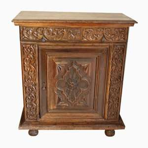 Antique French stipone in renaissance style walnut